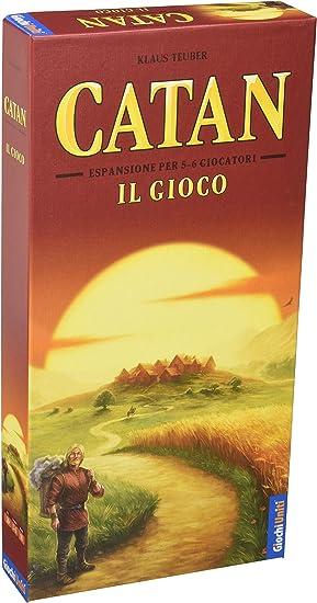 Giochi Uniti gu573 – Catan Ciudades y Caballeros: No Name: Amazon.es: Juguetes y juegos