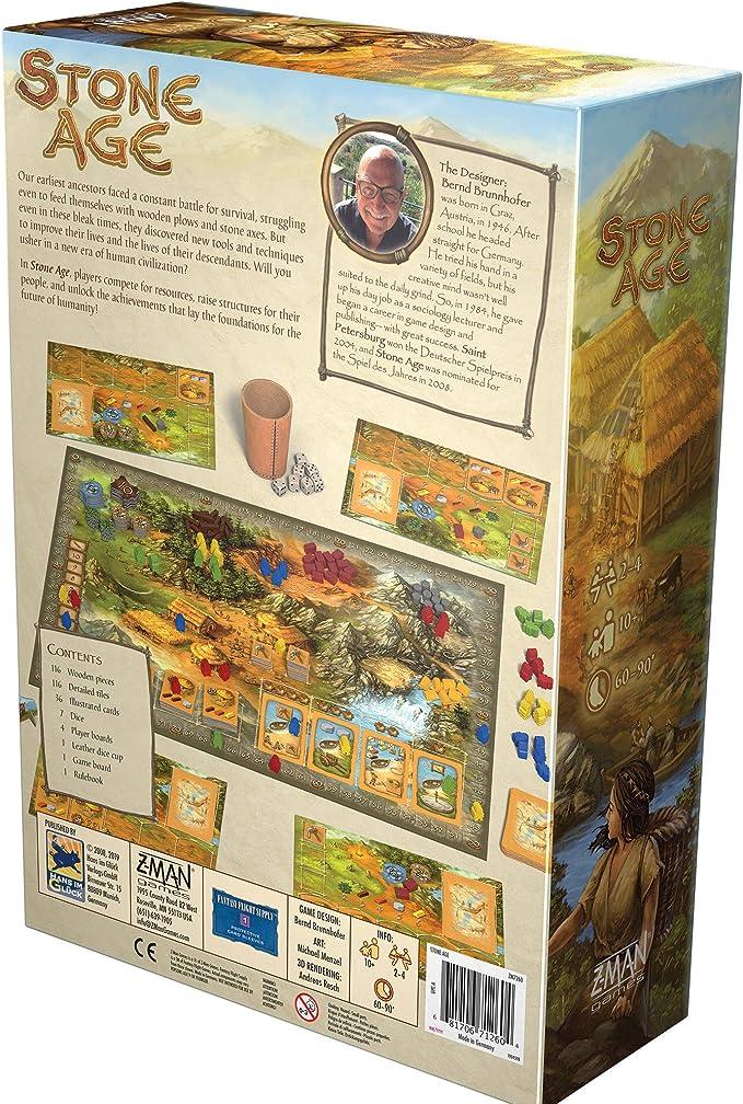 Z-Man Games - Juego de Tablero (ZMG71260) (versión en inglés): Amazon.es: Juguetes y juegos