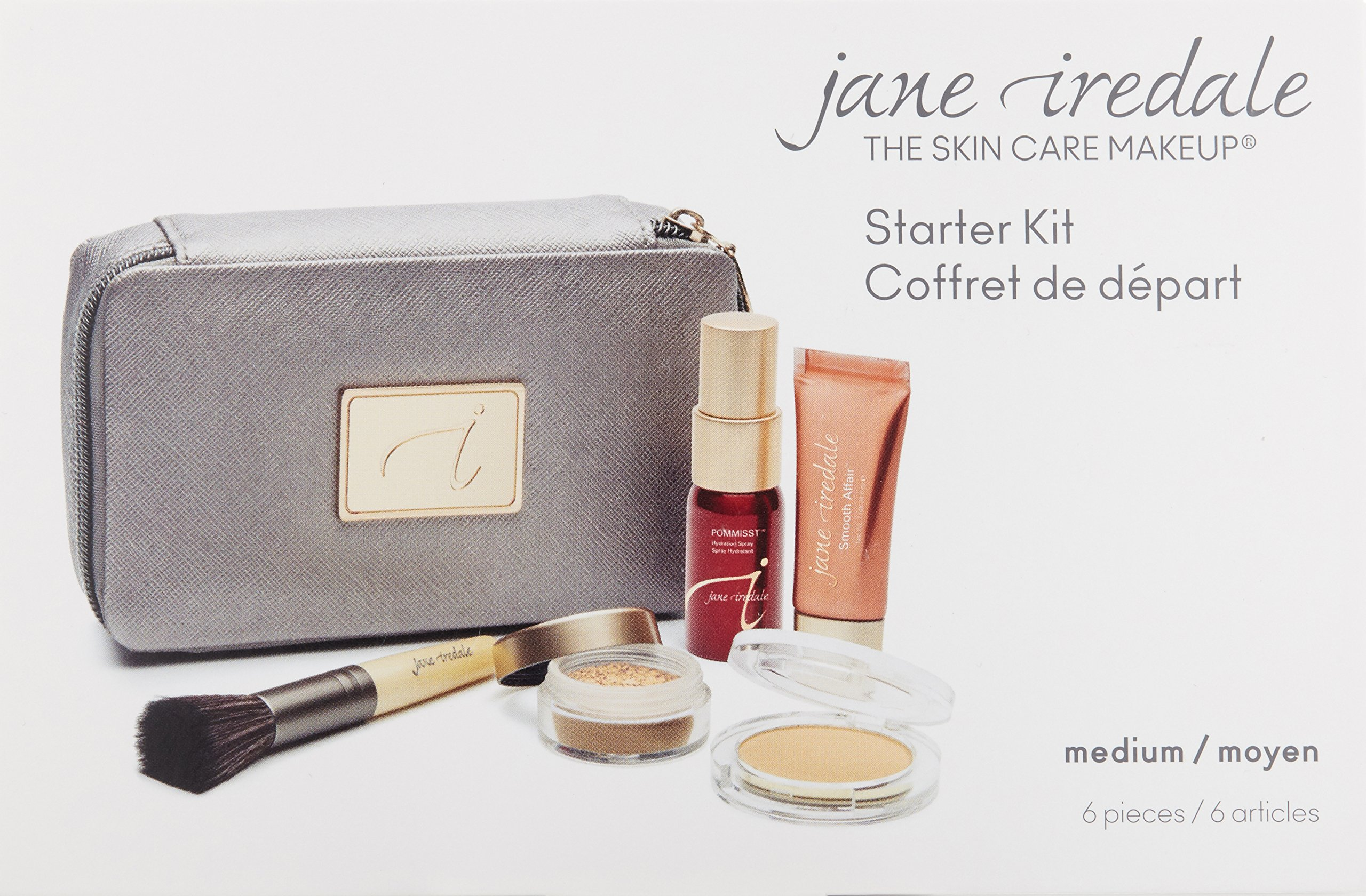jane iredale Starter Kit, Medium by jane iredale (Image #4)