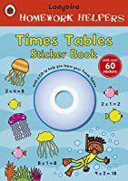 Ladybird Homework Helpers: Times Tables Sticker