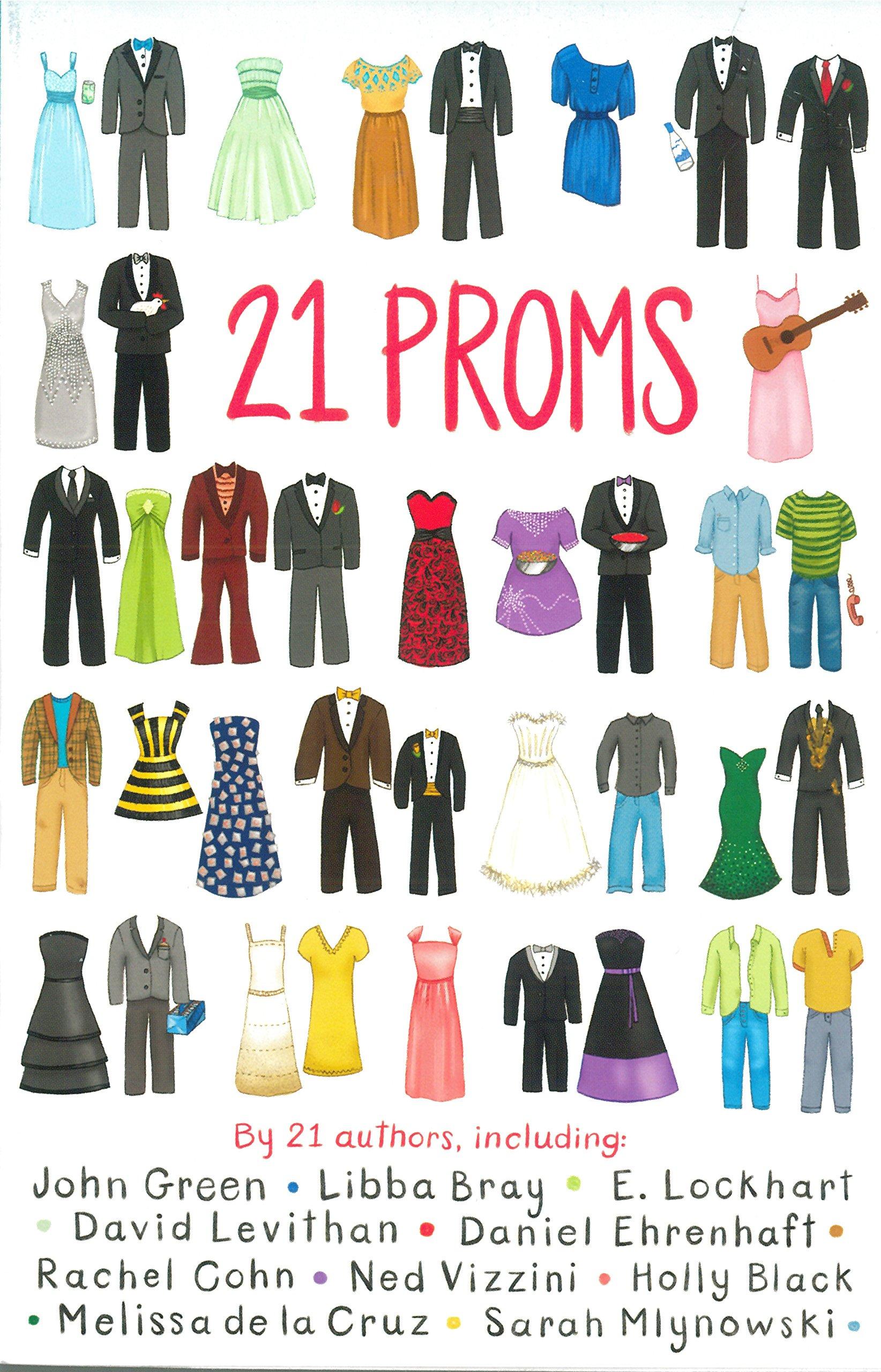 21 Proms ebook