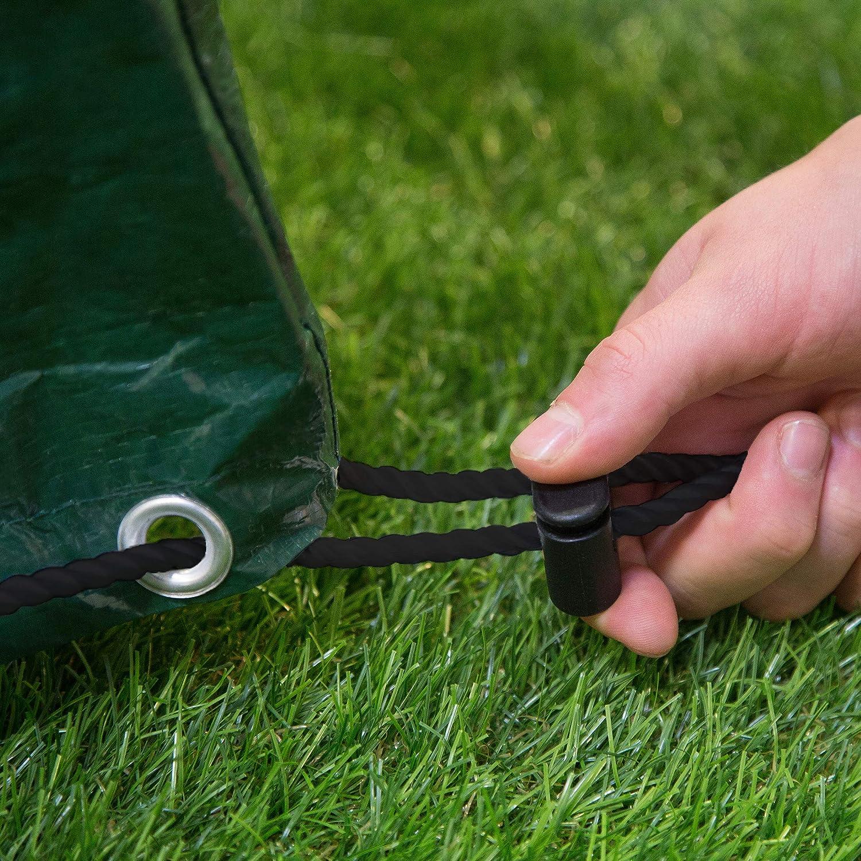 Ultranatura Copertura per Mobili da Giardino Verde XS