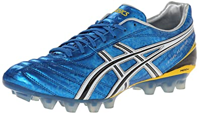 new arrival 4e5bf 0b2fe Asics - Mens Lethal Flash Ds Soccer Shoes, UK  5.5 UK, Pacific Blue