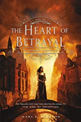 The Heart of Betrayal: The Remnant Chronicles, Book Two Paperback