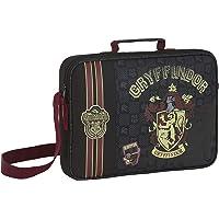 Harry Potter Gryffindor Bolso Maletín Cartera Extraescolares, Multicolor