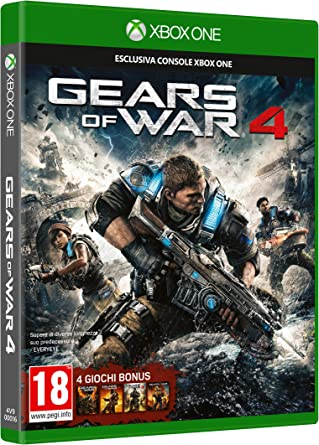 Gears of War 4: Amazon.es: Videojuegos