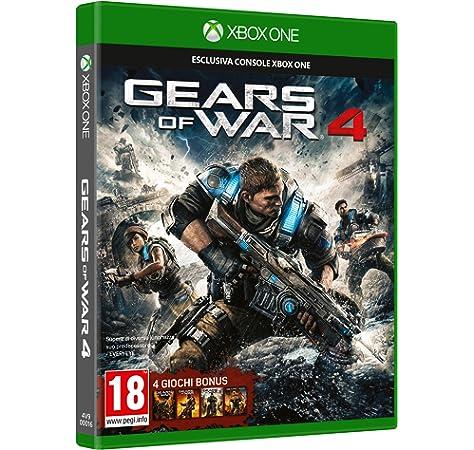 Gears of War 4 (Xbox One): Amazon.es: Videojuegos
