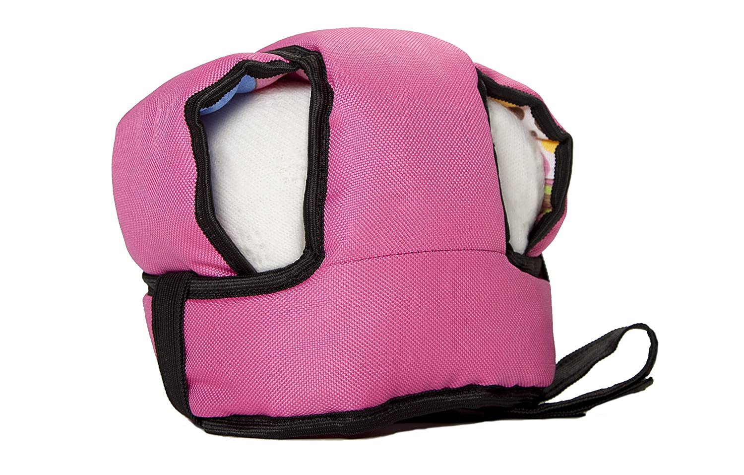 Kutnik SOFT SAFETY HELMET for toddlers (FUCHSIA PINK)