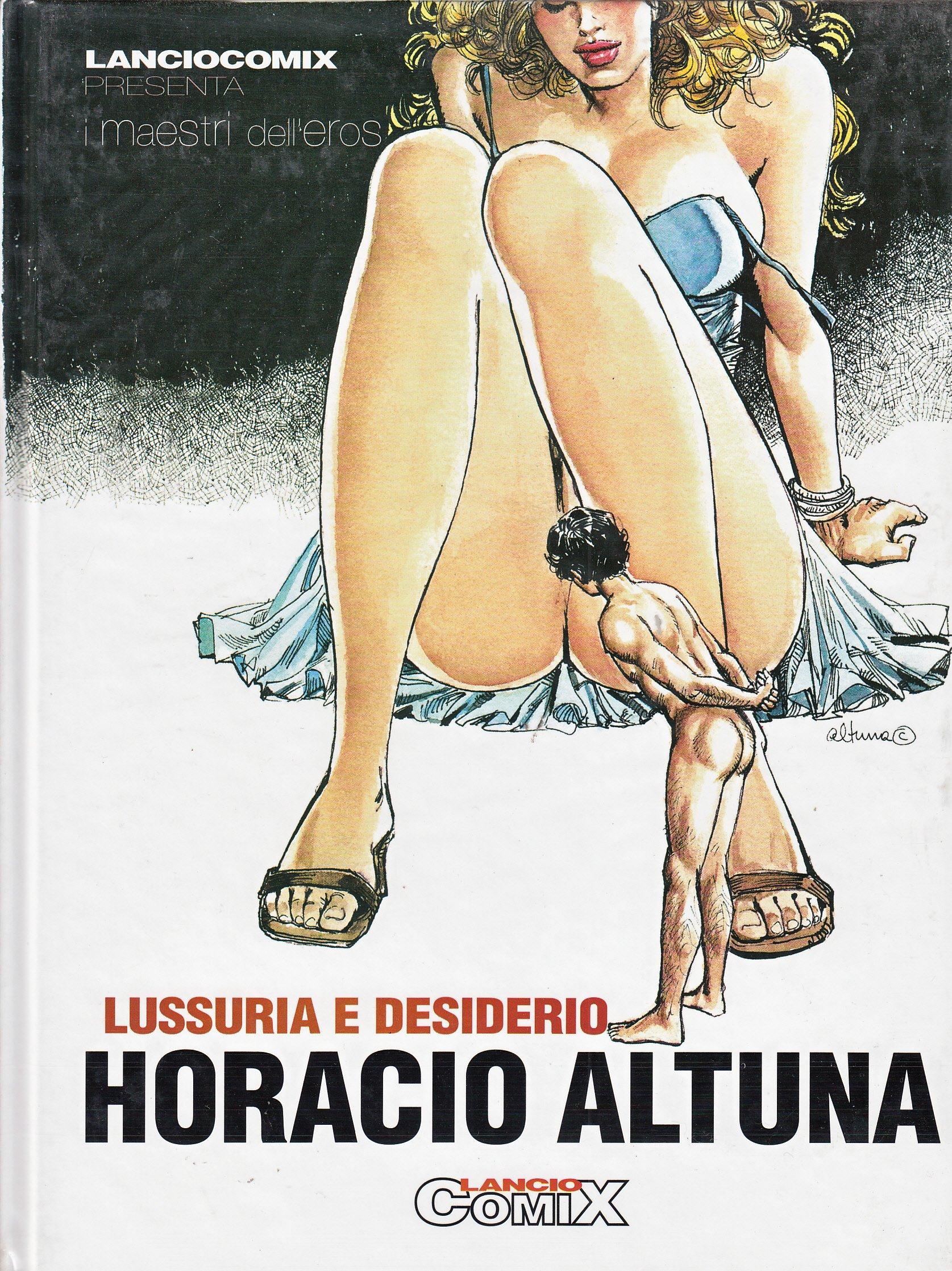 Amazon.it: I Maestri Dell'Eros N.7 LUSSURIA E DESIDERIO - Altuna - Libri