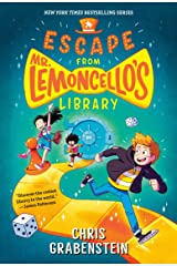 Escape from Mr. Lemoncello's Library Kindle Edition