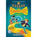 Escape from Mr. Lemoncello's Library