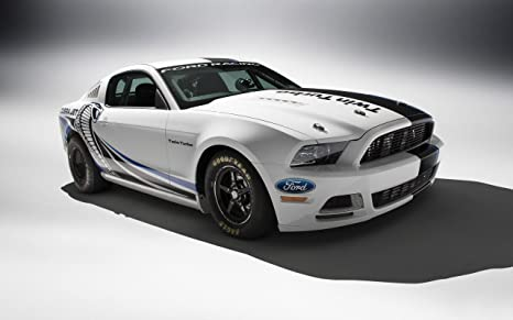 Mustang Cobra Jet >> Ford Mustang Cobra Jet Twin Turbo Concept 36x48 Poster Photo Banner