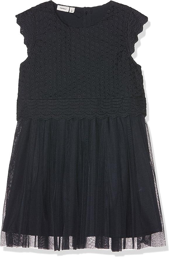 Name It Nkffeodora Capsl Dress Vestito Bambina