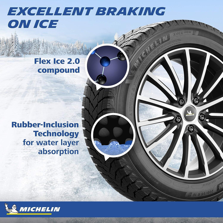 MICHELIN X-Ice Snow Winter Tire 195//65R15//XL 95T