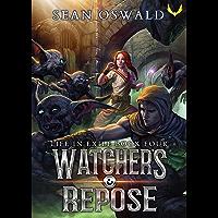 Watcher's Repose: A LitRPG Saga (Life in Exile Book 4)