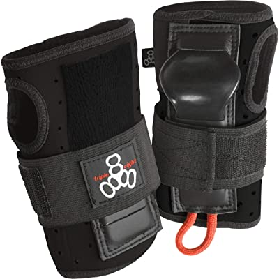 Triple Eight RD Wristsaver Wrist Guards for Roller Derby and Skateboarding (1 Pair) : Skate And Skateboarding Helmets : Sports & Outdoors
