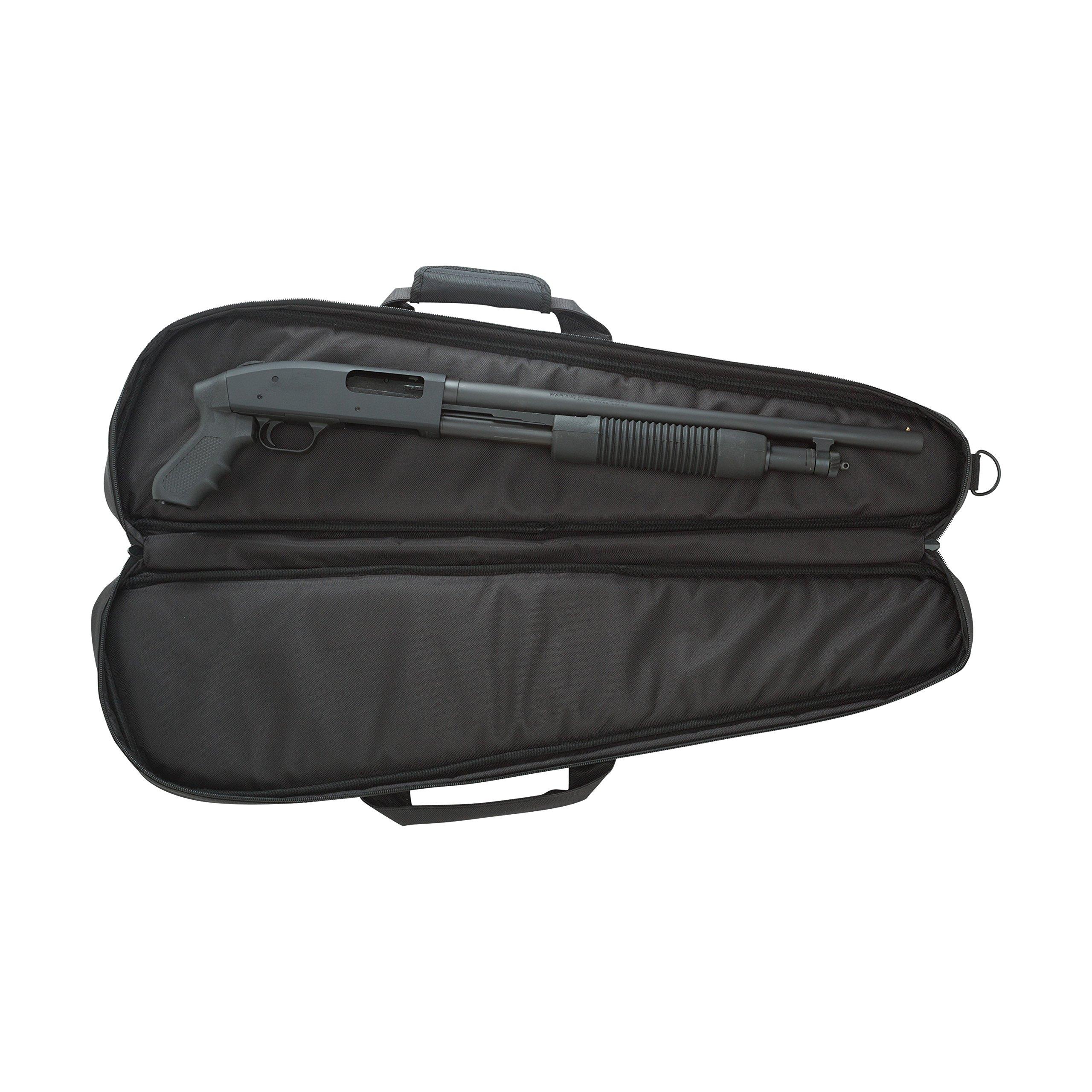 Allen Pistol Grip Shotgun Case, 32'', Black