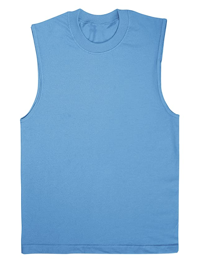 ae0f19de99e95 Amazon.com  Ma Croix Mens Essential Performance Muscle Tank Top Lightweight  Plain Cotton Workout Sleeveless T Shirts  Clothing