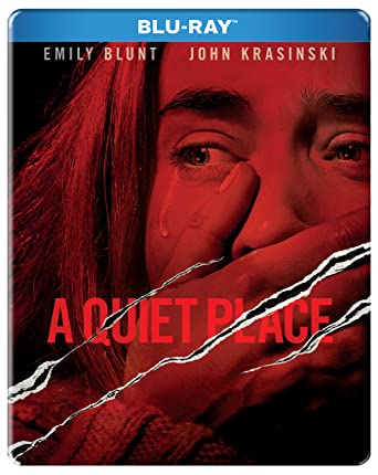 Amazon In Buy A Quiet Place Steelbook Dvd Blu Ray Online At Best