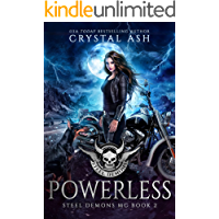 Powerless (Steel Demons MC Book 2) book cover