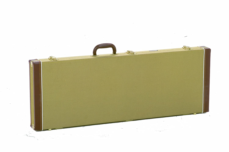 ASHTON APC-TWD - Estuche para guitarra de madera