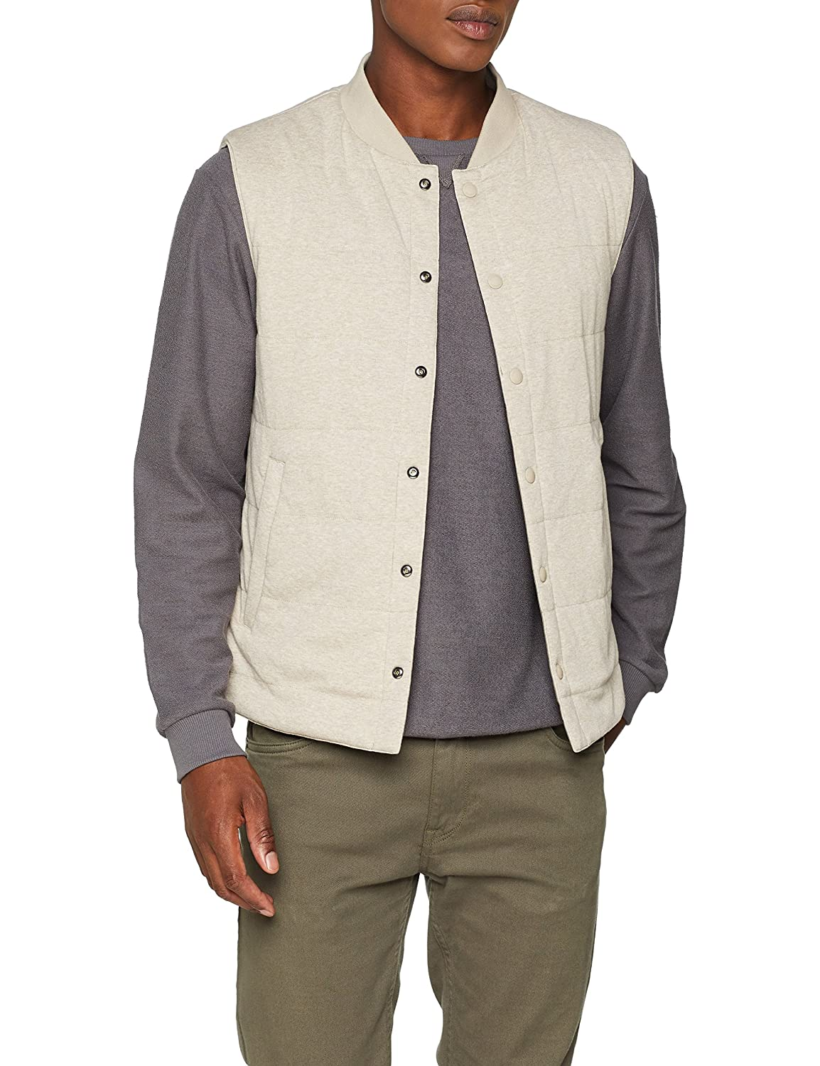 Hackett London Pembridge Rev Gilet, Chaleco para Hombre
