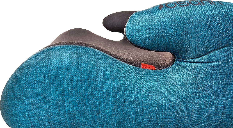 Blue Melange Sitzerh/öhung Kinder 15-36 kg Osann Kindersitzerh/öhung Hula Gruppe 2//3