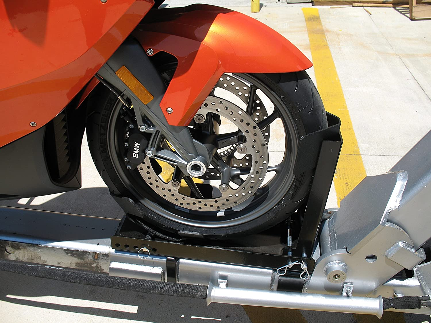 Kit for Century 312 CONDOR Self-Loader for Motorcycles