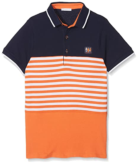 Tutto Piccolo 4843S18 Polo, Naranja (Orange O00), (Tamaño del ...