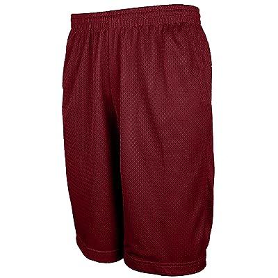 Ollie Arnes Men's Mesh Active Running Basketball Training Shorts in Sets (S-5XL)