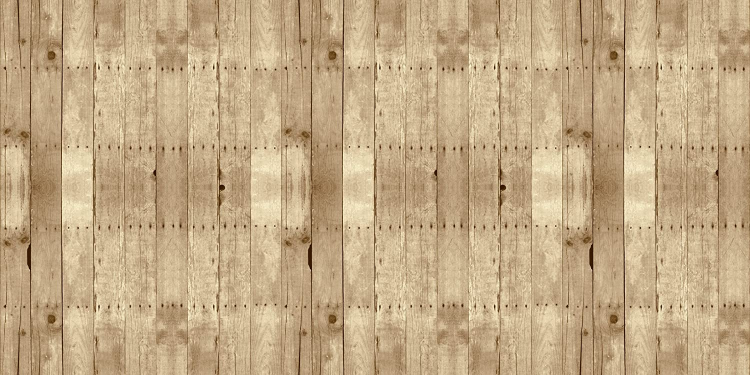 Pacon Fadeless Designs Bulletin Board Art Paper, 4-Feet by 50-Feet, Weathered Wood (56515) by Pacon B00IWSHJPG Weathered Wood Weathered Wood