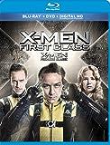 X-Men First Class [Blu-ray + DVD] (Bilingual)