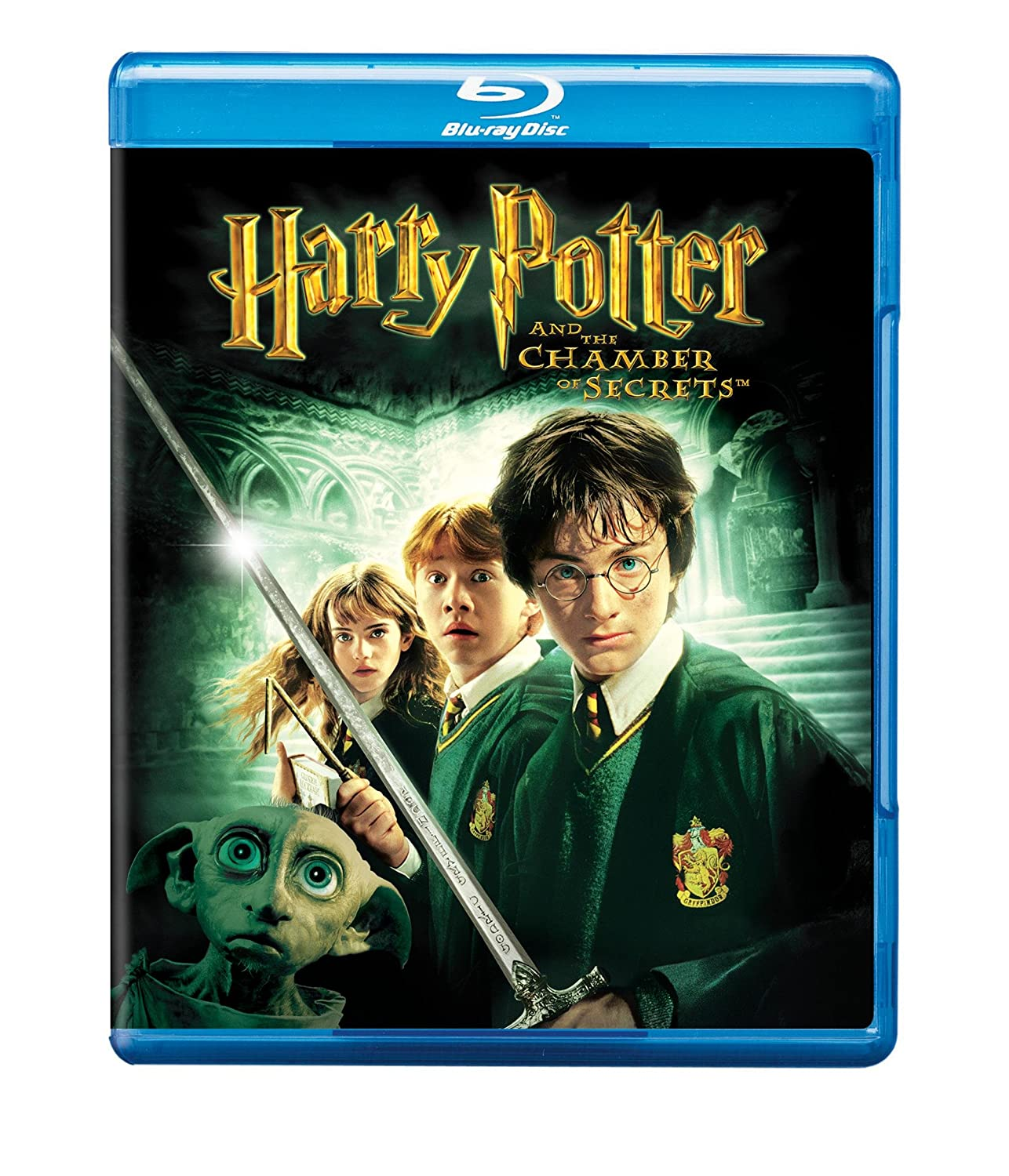 com harry potter and the chamber of secrets blu ray com harry potter and the chamber of secrets blu ray daniel radcliffe rupert grint emma watson richard griffiths fiona shaw harry melling