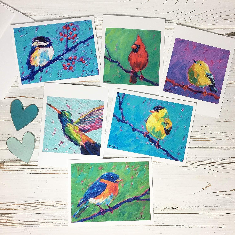 Bird Photo Notecards