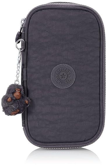56e7cd72bf05 Amazon.com: Kipling Unisex Child 50 Pens, Grey Night, One Size: Shoes