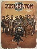 Pinkerton - Tome 04: Dossier Allan Pinkerton - 1884