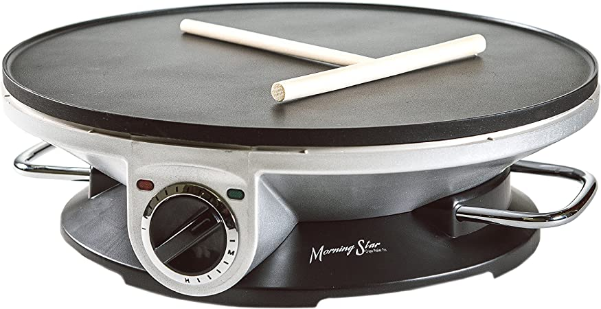 Electric Crepe / nonstick griddle - 13 Inch