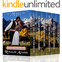 Western Dreams: Mail Order Bride Western Romance 6 Book Box Set