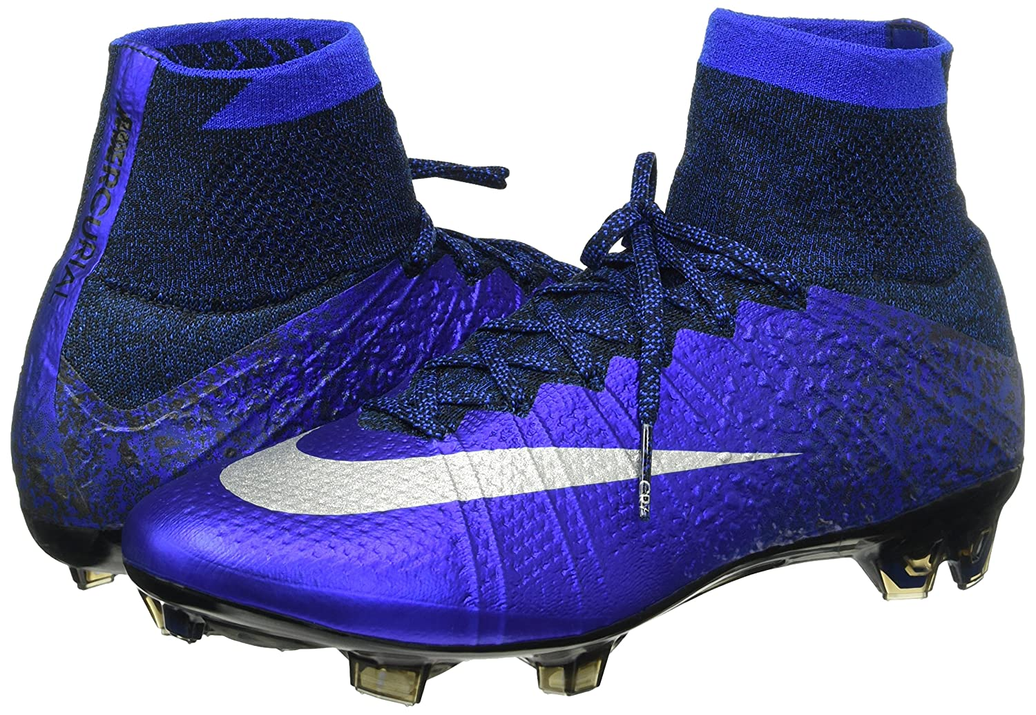 4ccd8bf86 Nike Men s Mercurial Superfly CR FG Football Boots  Buy Online at Low Prices  in India - Amazon.in