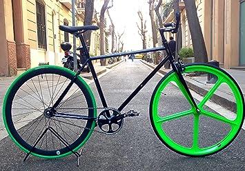Bicicleta Fix-5 classic monomarcha single speed talla 54cm: Amazon ...