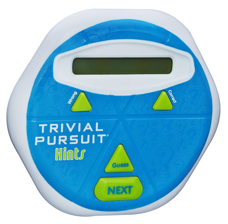 Trivial Pursuit Hints Hasbro A7288