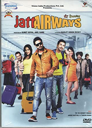 Amazon com: Jatt Airways (Hindi Movie / Bollywood Film