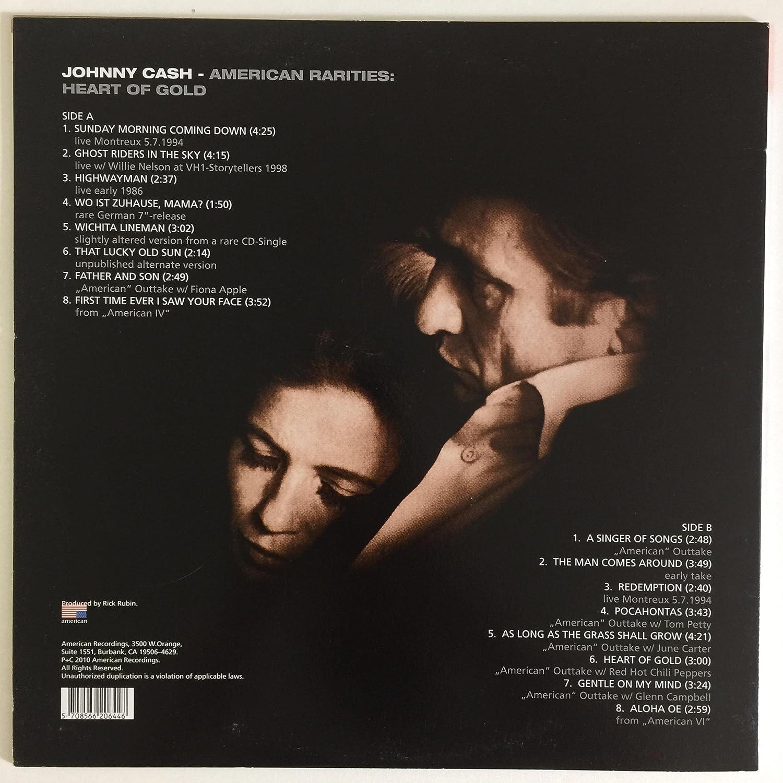 American Rarities Heart Of Gold Red Vinyl VINYL LP Amazoncouk Music