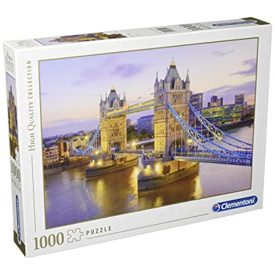 Clementoni Jigsaw Puzzles-Not Applicable: Toys & Games [5Bkhe1803694]
