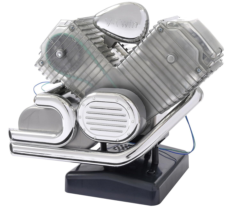 contador genuino Haynes - Kit de construcción Educativo, Motor Motor Motor de la Motocicleta V-Twin (NHMV2) (versión en inglés)  precios ultra bajos