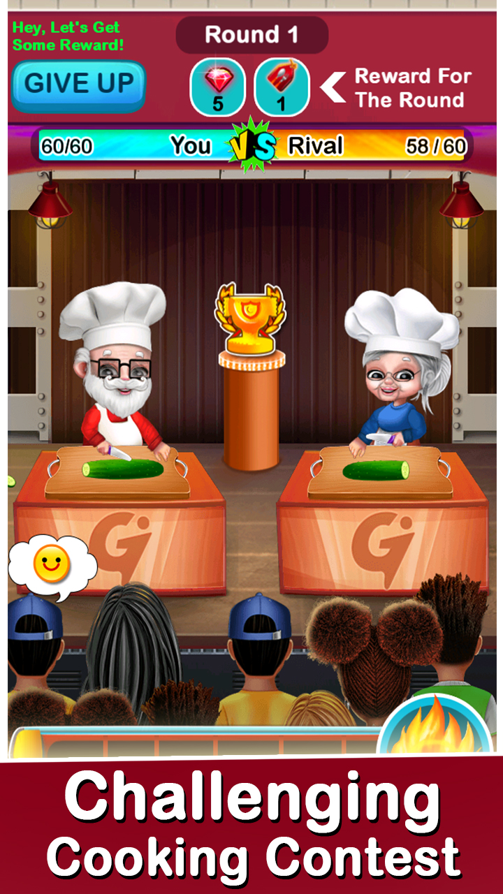Idle Food Factory - Cafe Cooking Tycoon Tap Game: Amazon ca