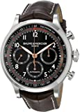 Baume & Mercier Men's BMMOA10067 Capeland Analog Display Swiss Automatic Brown Watch