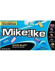 Mike & Ike (1 Pack) Theater Box Berry Blast 5-Ounce (x1 Unit), 0.14-Kilogram