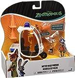 Rocco Giocattoli L70902 - Zootropolis, Veicolo con Personaggio, Modelli Assortiti