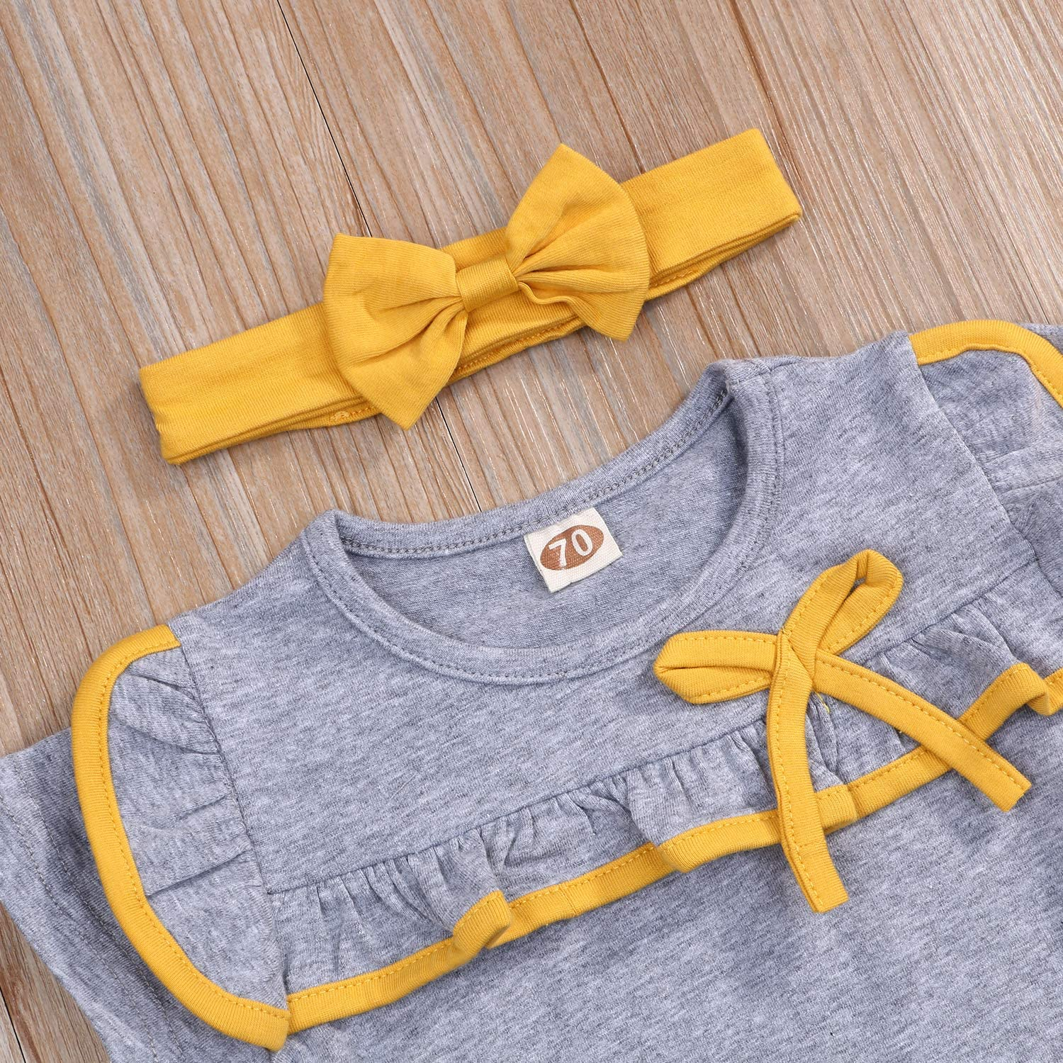 Baby Boy Girl Brother and Sister Matching Outfits Short Sleeve Tops Shorts Set
